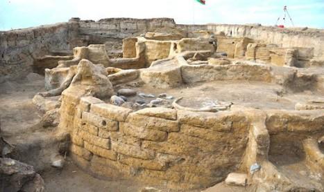 Tovuzda qədim yaşayış məskəni tapıldı – VİDEO