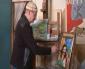 Tovuzun ilk diplomlu rəssamı…(VİDEO)