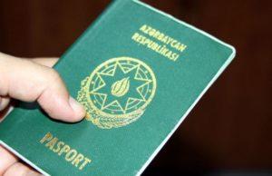 Tovuz Pasport