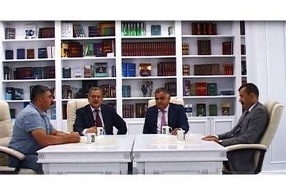"""Baku Network"" ekspert qrupu prezidentlərin Sankt-Peterburq görüşünü müzakirə edib …"